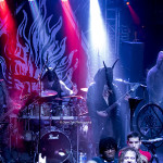 Behemoth & Cannibal Corpse w/ Aeon and Tribulation – Union Hall – 2/13/15 Edmonton, AB
