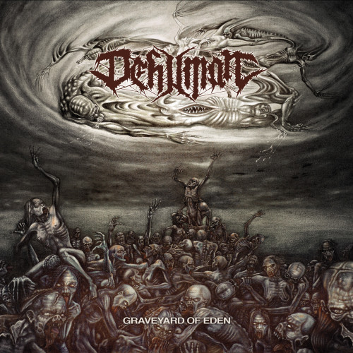 DEHUMAN ALBUM COVER