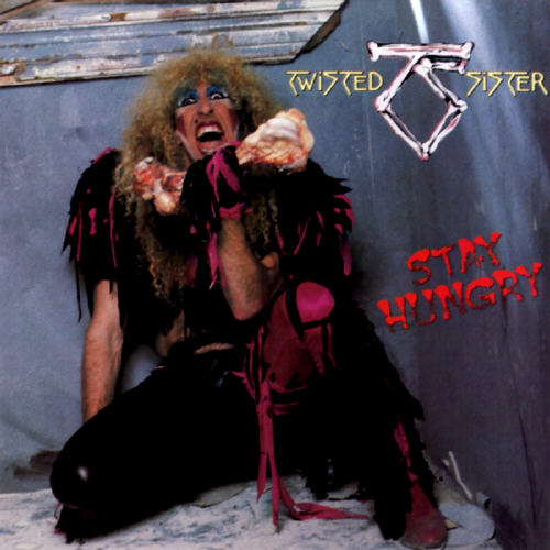 TWISTED SISTER ALBUM COVER