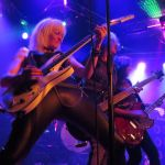 Girlschool and Crucified Barbara: Live At The Whisky A Go Go!!