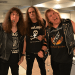 Raven's John Gallagher On New CD Extermination, Earthquakes, and More!!