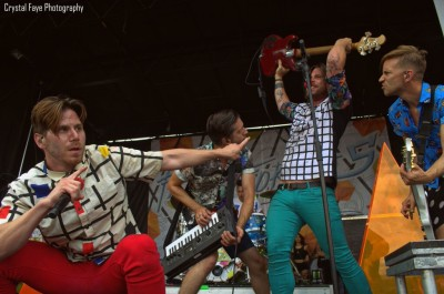 FAMILY FORCE FIVE- WARPED 2