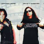 Chastain's Leather Leone On We Bleed Metal And More!!