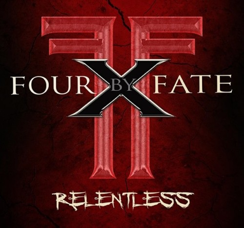 FOUR BY FATE COVER