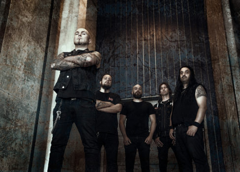 "NIGHTRAGE PREMIERES VIDEO FOR ""IN ABHORRENCE"": AN AMPS & GREEN SCREENS EXCLUSIVE!!"