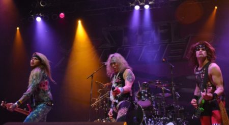 STEEL PANTHER BLOWS AWAY THE HOUSE OF BLUES!! – DALLAS, TX 3/16/17