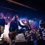 Sabaton, Battle Beast, and Leaves' Eyes Kick Off Their Tour In Philly!! – The Trocadero 4/20/17