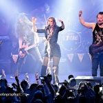 Delain And Hammerfall Bring The Metal To Trees!! – Dallas, TX 5/13/17