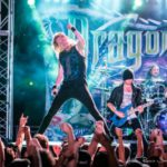 DragonForce: Reaching Into Infinity At Gas Monkey Bar N'Grill – Dallas, TX 7/12/17