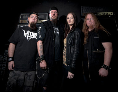 Dead Asylum's Samantha Landa On Death Always Wins, Touring, And More!!
