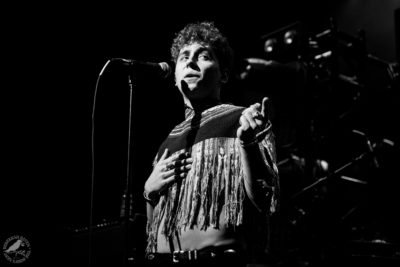 Greta Van Fleet's Josh Kiszka Checks In From Rock Allegiance!!