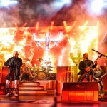 Judas Priest: A Rain-Soaked Night Brings Firepower To BB&T Pavilion!! – Camden, NJ 9/9/18
