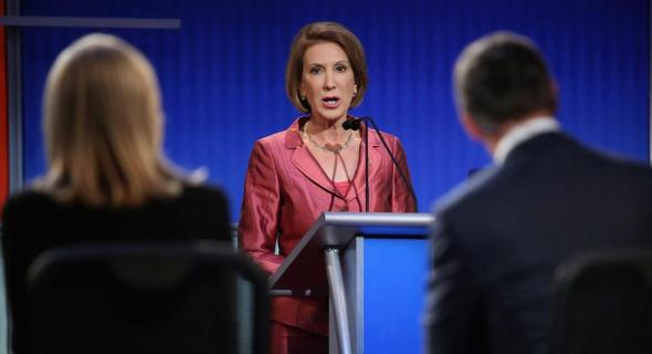 GOP Presidential Candidates Participate In Pre-Debate Forum In Cleveland