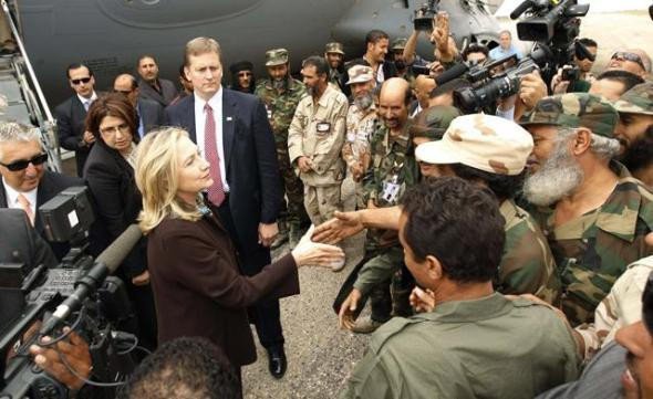 clinton-in-libya