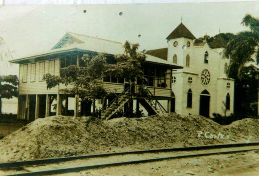 Primer iglesia catolica