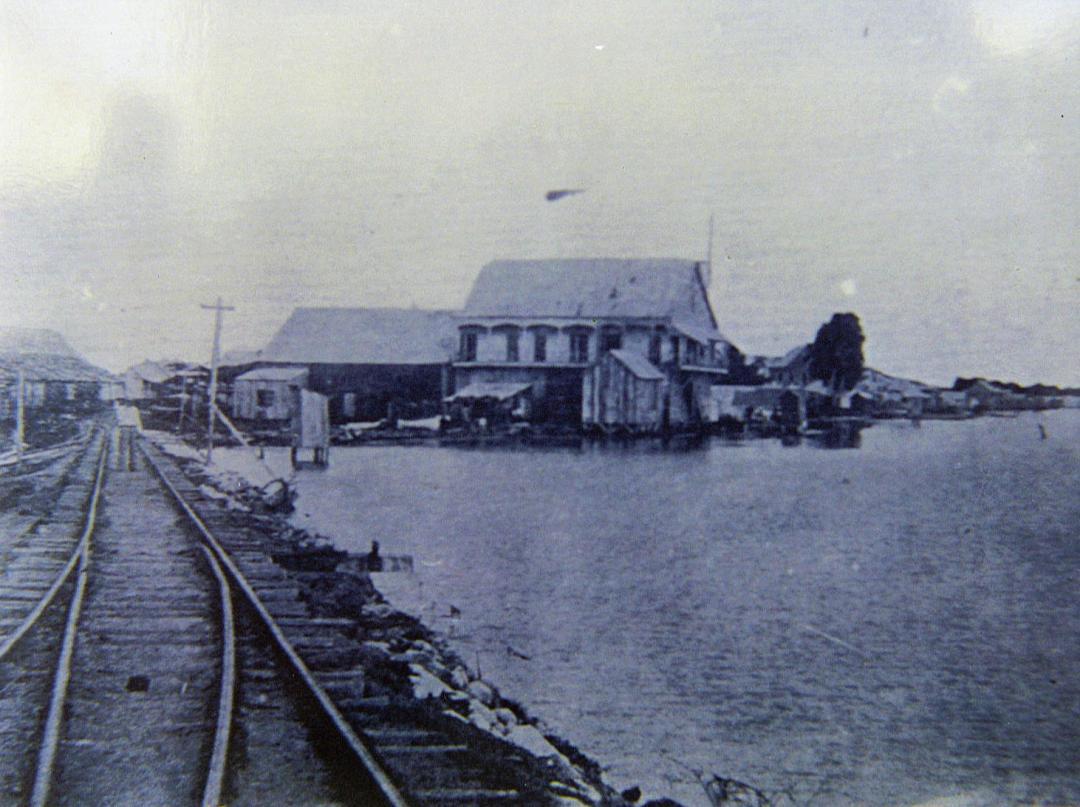 Laguna de Alvarado 1937