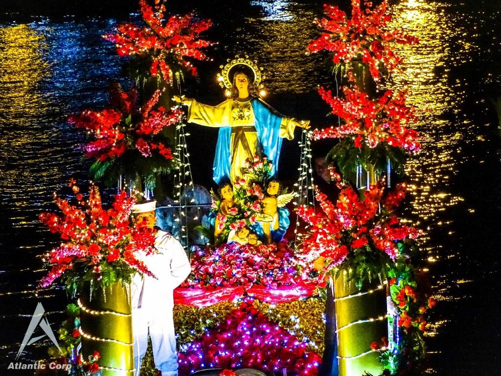 Virgen de la Asunción - Patrona de Puerto Cortés