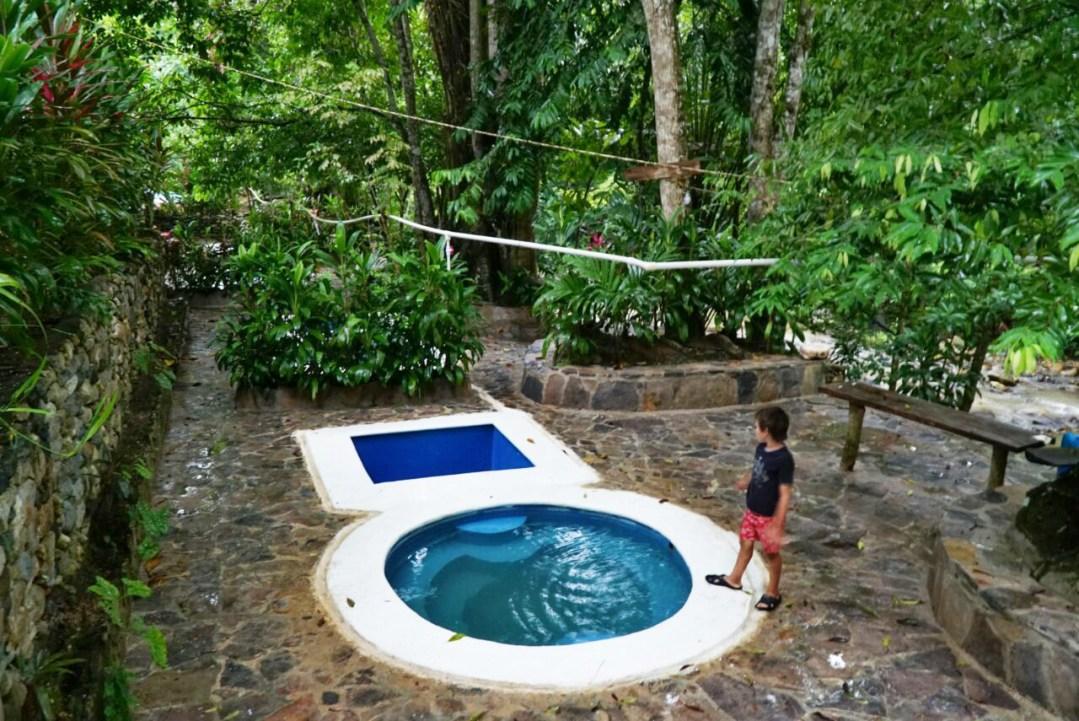 Aguas Termales - EcoTurismo