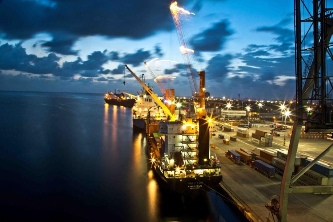 Empresa Nacional Portuaria
