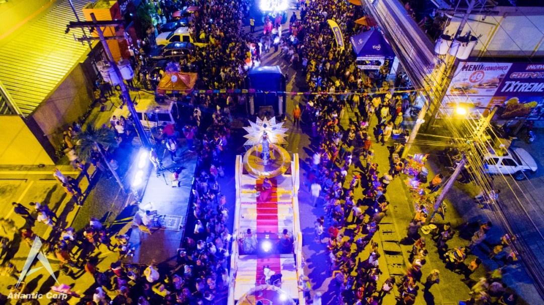 Desfile de Carrozas - Feria Agostina