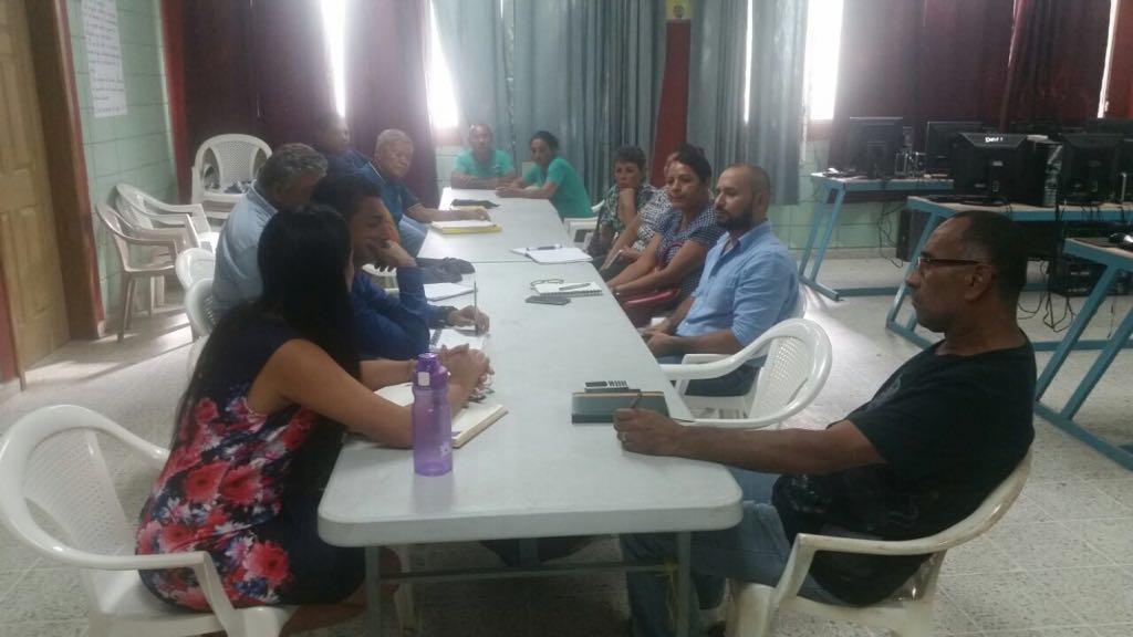 Alianza para la restauración de la microcuenca de los Chorros de Baracoa