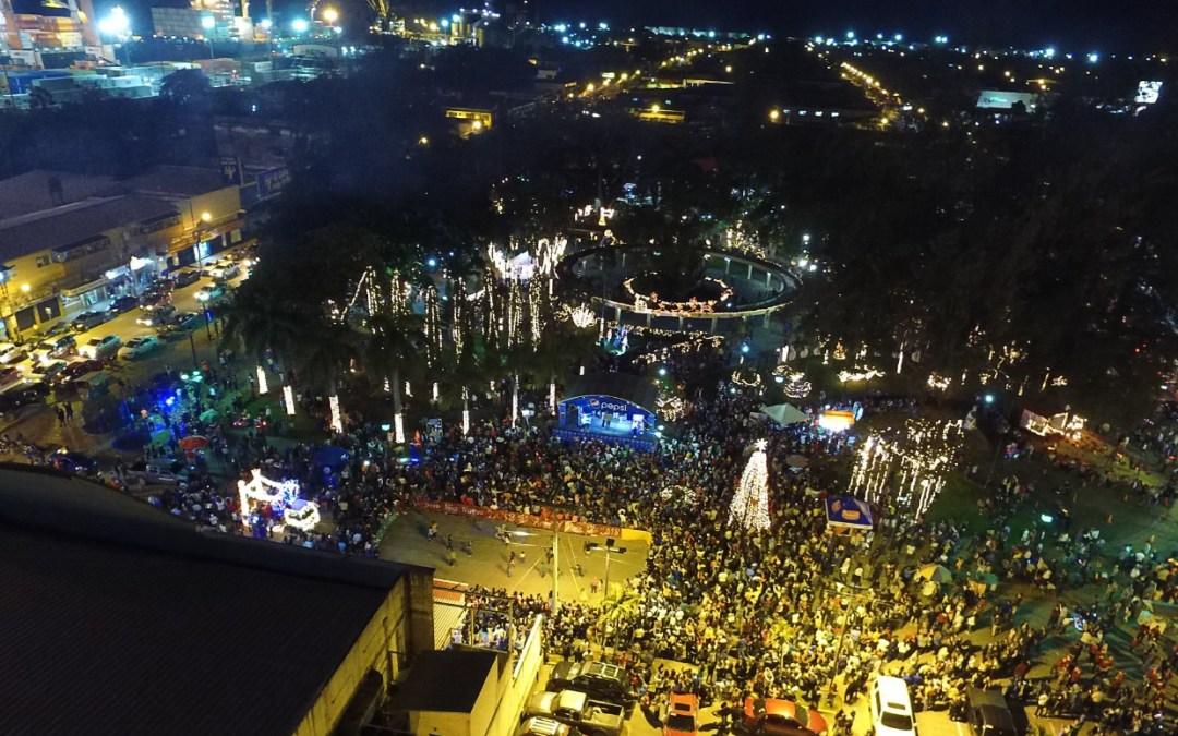 Puerto Cortés prepara ¨Navidad Dorada 2018¨