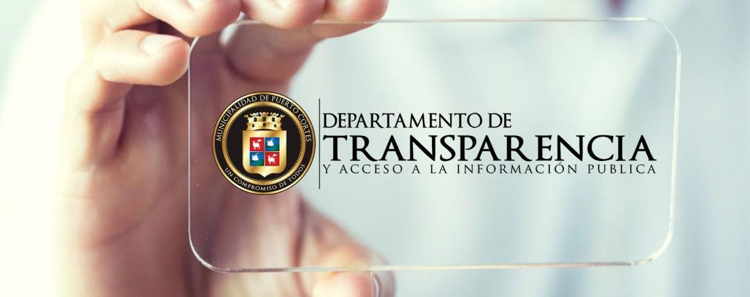 baner transparencia