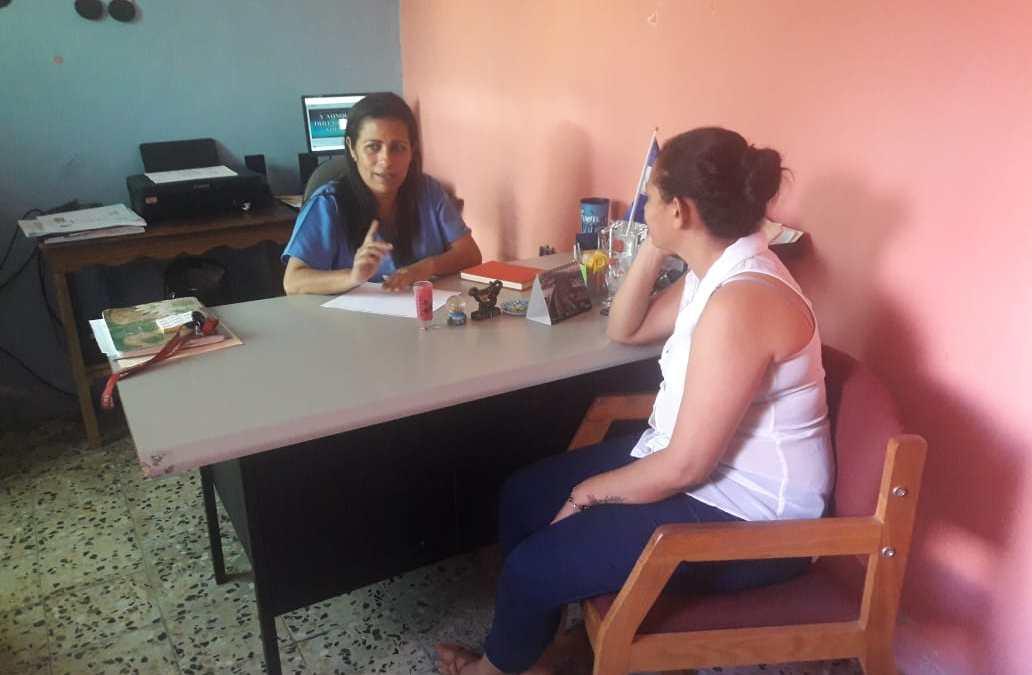 Entrevista a los padre de familia del Centro de Atención Integral de la Niñez