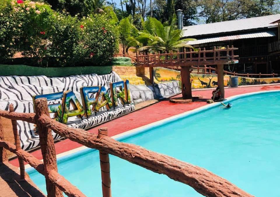 Destino Turístico: Parque Ecológico Safari.