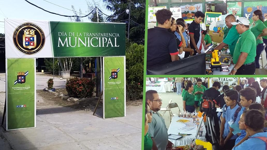 Así Celebramos el Día de la Transparencia Municipal.