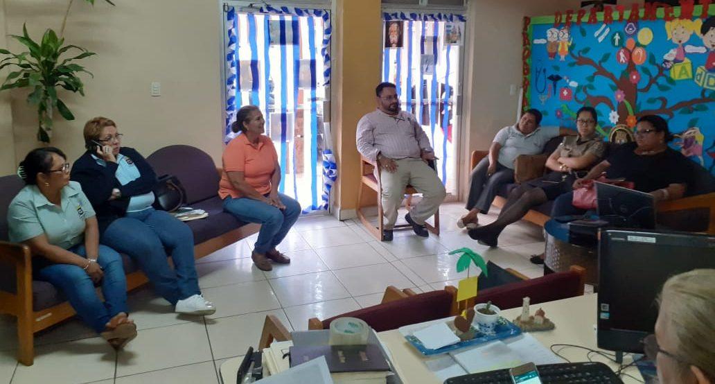 Nuestros coordinadores IHER recibieron charla sobre Inteligencia Emocional.