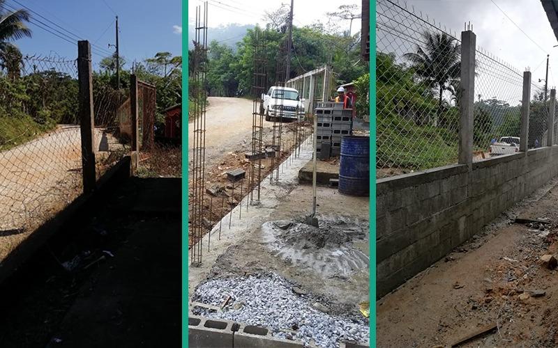 En Noviembre entregaremos Cerco Perimetral en Nisperales
