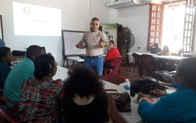 Campartimos experiencias sobre Transparencia a las Mancomunidades HONMAGOL Y MAMUGAH.
