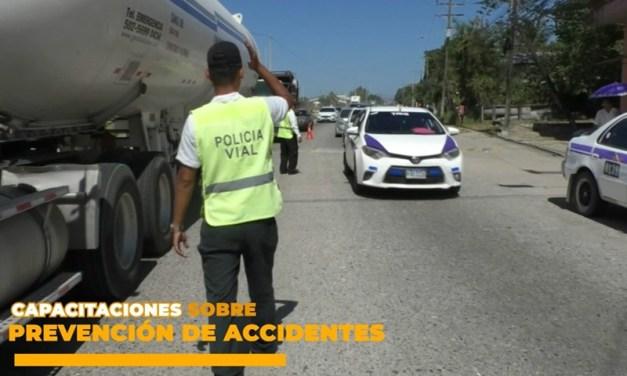¡Protege tu vida y la de los demás! Edúcate en Prevención Vial y las Leyes de Tránsito.