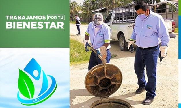 Somos referente, Aguas de Puerto Cortés reconocida por el ERSAPS como empresa líder en Agua Potable y Saneamiento.