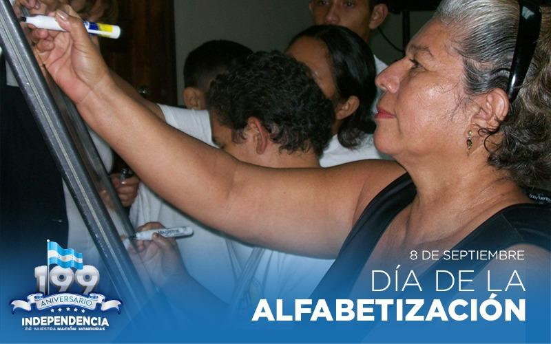 8 de Septiembre Día de La Alfabetización.