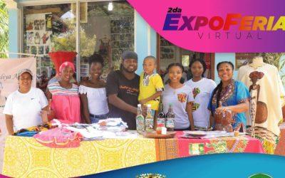 Todo listo para la segunda Expo Feria Virtual, este Viernes 16 de Octubre.