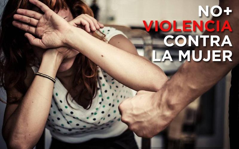 ¡No más violencia contra la Mujer!