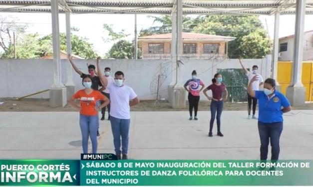 INICIAREMOS TALLER PARA FORMAR INSTRUCTORES DE DANZA