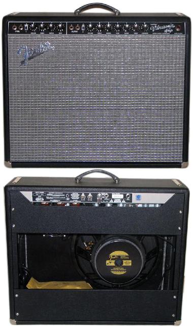 Fender Custom Vibrasonic Ampwares