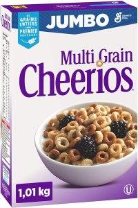 Multi-Grain Cheerios:
