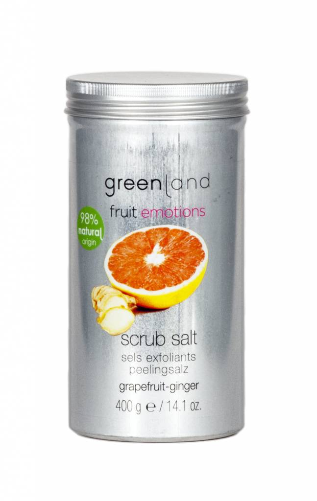 Salt Scrub Real Fruit