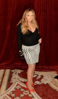 5. Mariah Carey