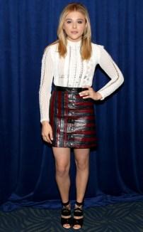5. Chloe Grace Moretz