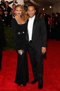 7. Chrissy Teigen & John Legend