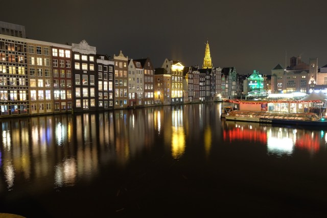Amsterdam - The Grand Canal