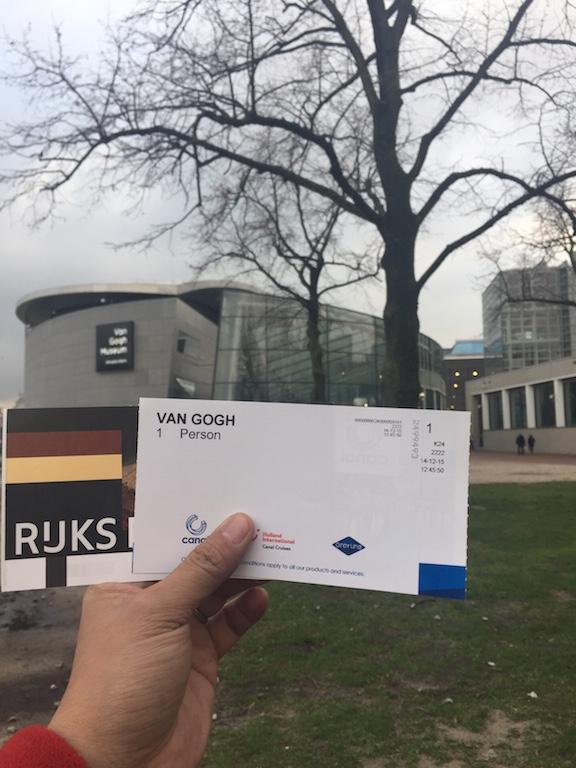 Amsterdam - Van Gogh Museum 1