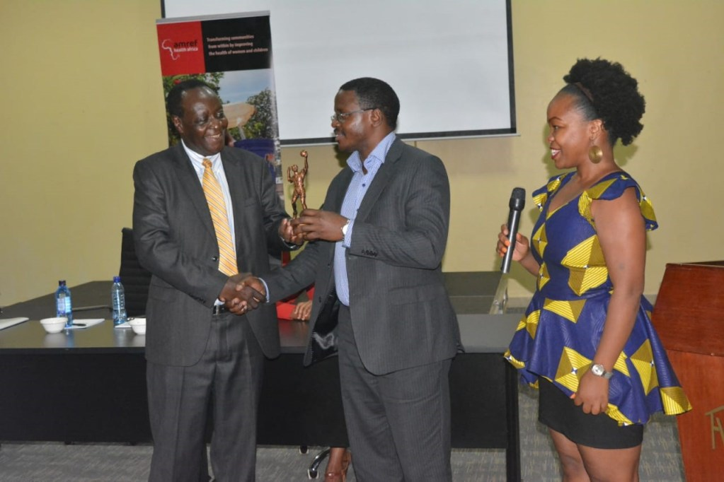 Token of appreciation to Vihiga Governor
