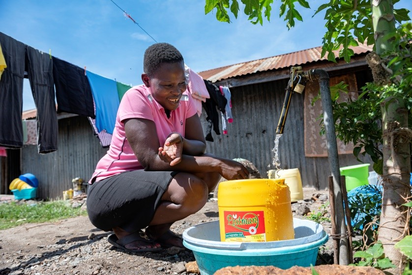 WATER, SANITATION AND HYGIENE (WASH) AND NEGLECTED TROPICAL DISEASES (NTDS)