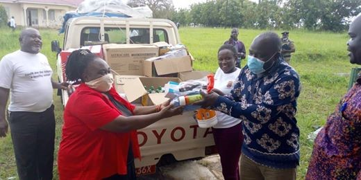 A hand that gives is the hand that receives – A case of Amuru district